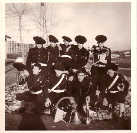 La fanfare du 27ème(1966-1967)