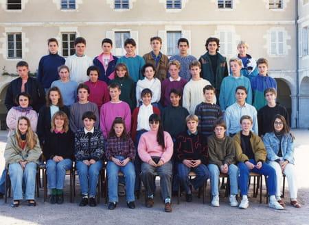 seconde E 1990 - LYCÉE JEAN GIRAUDOUX