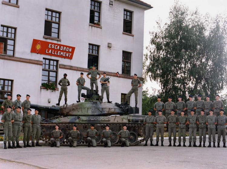 4ème RC Bitche 92/08 1992 - 4EME CUIRASSIERS
