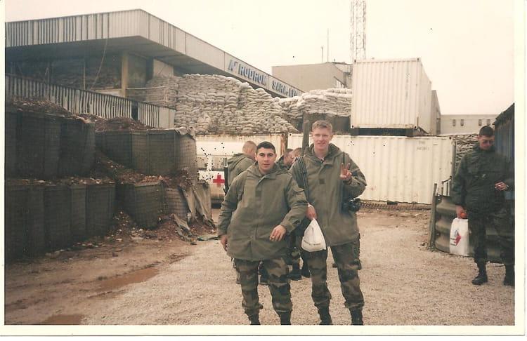yougo 1995 - 4EME CUIRASSIERS