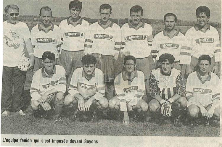 Séniors I 1993-94 1994 - AS CORNAS