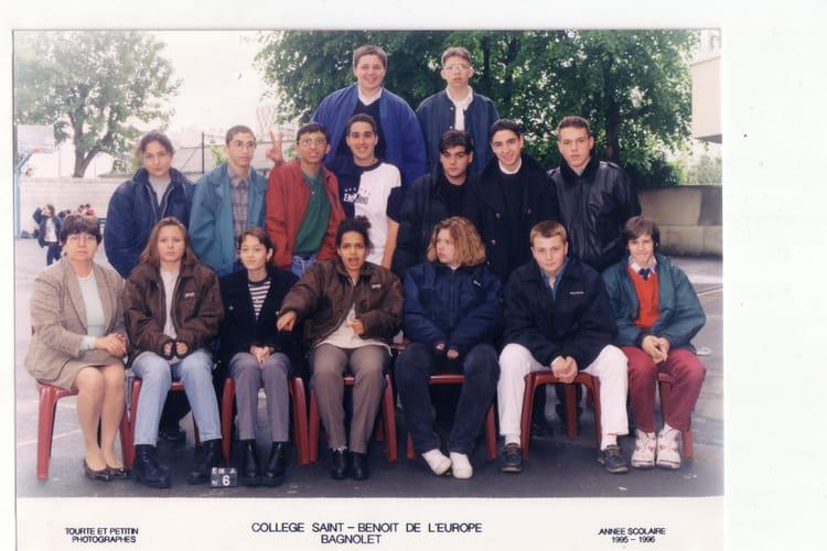 College St Benoist De L'Europe 35