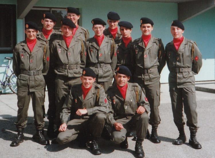 copains contingent 91/12 1992 - 57E REGIMENT D ARTILLERIE