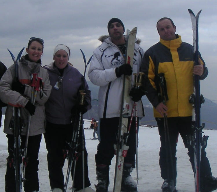 photo de classe les bronz s font du ski de 2007 auto cole g n ration conduite copains d 39 avant. Black Bedroom Furniture Sets. Home Design Ideas