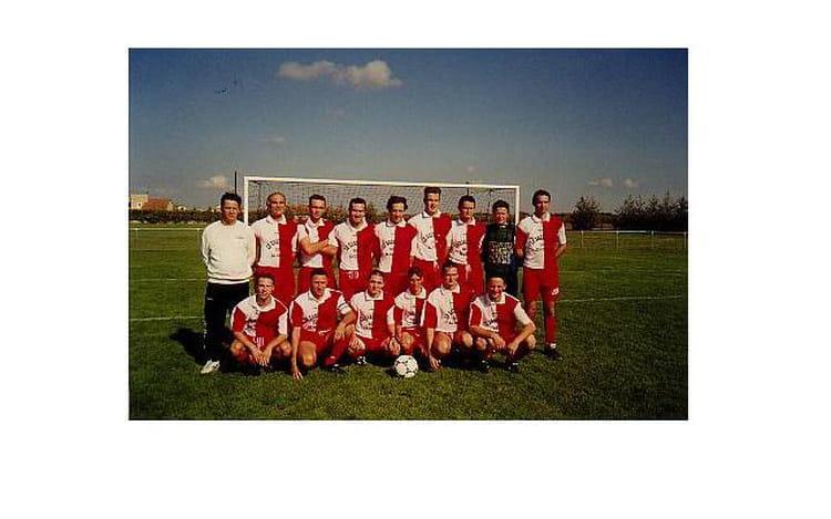 Sénior II saison 97 98 1997 - AS CORNAS