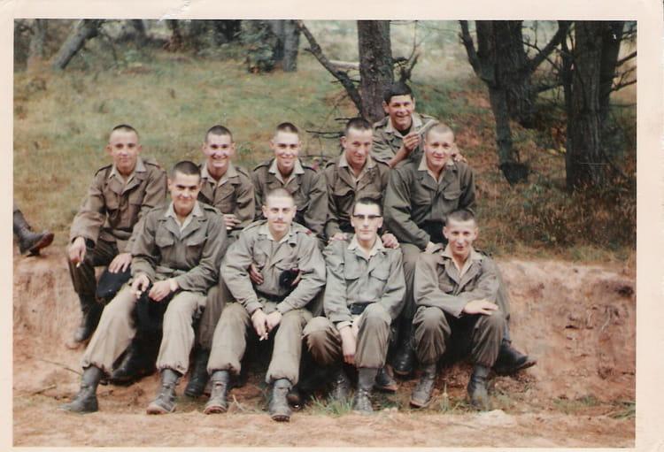 stage caporal 1966 - 1ER R.I.M.
