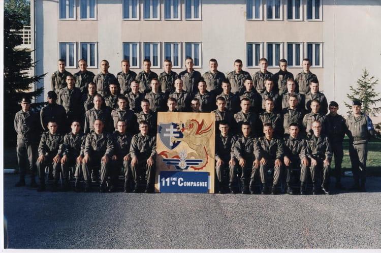service militaire 1995 1995 - 1ER R.I.M.