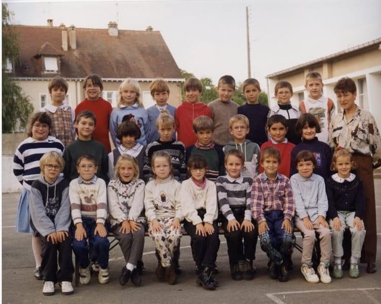 Photo de classe ce1 de 1997 ecole curie noyen sur sarthe for Garage noyen sur sarthe
