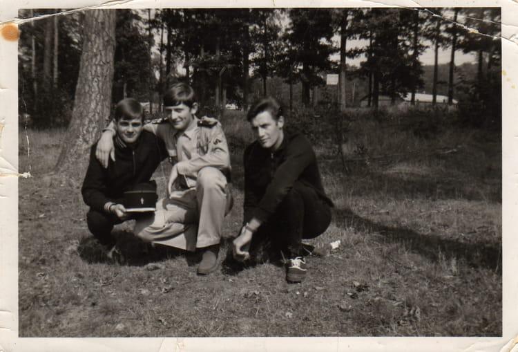 copains 1966 - 1ER R.I.M.