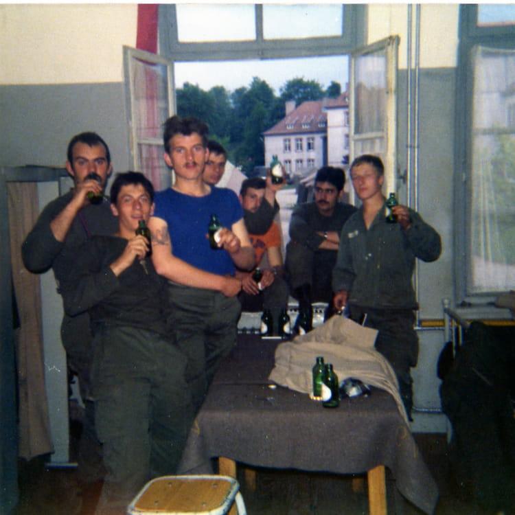 bitche 1976 - 4EME CUIRASSIERS