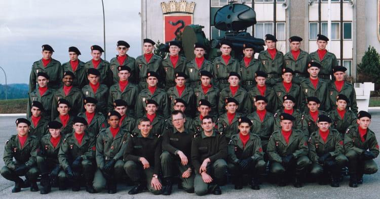 contingent 91/12 1991 - 57E REGIMENT D ARTILLERIE