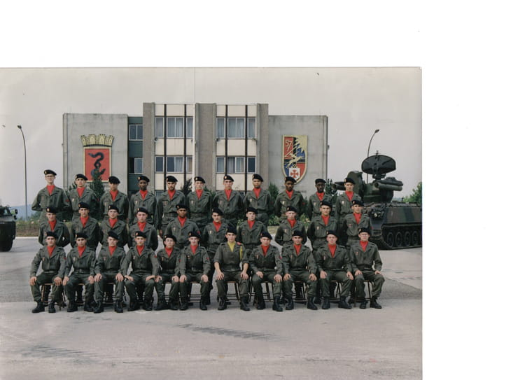 bitch 90/08 1990 - 57E REGIMENT D ARTILLERIE