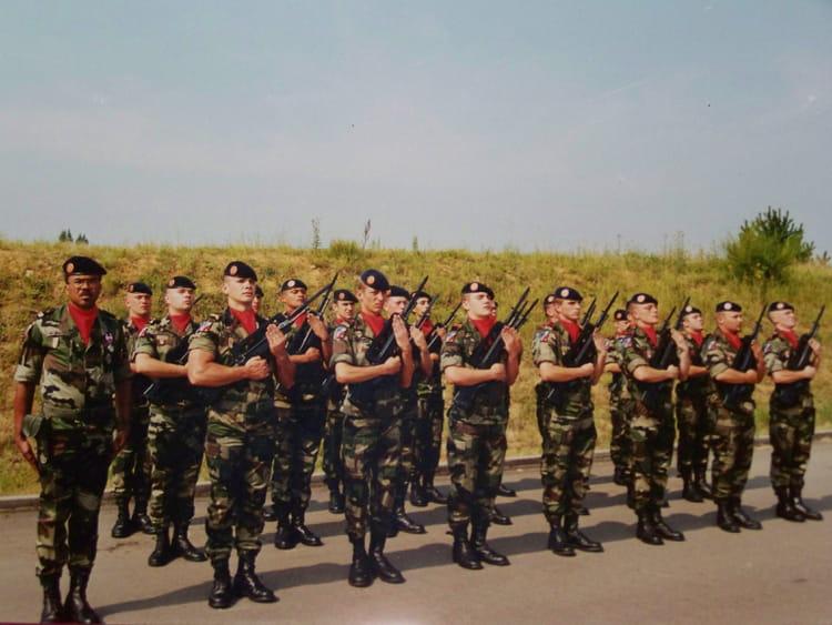 1997 - 57E REGIMENT D ARTILLERIE