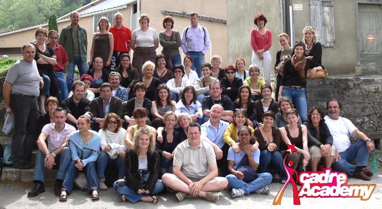 photo de classe promotion ifcs toulouse 2006 2007 de 2007 ecole de cadres infirmiers copains