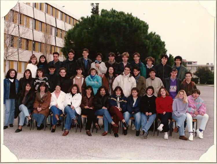 photo de classe lyc 233 e lumi 232 re terminale 1990 1991 de 1991 lyc 233 e auguste et louis lumi 232 re