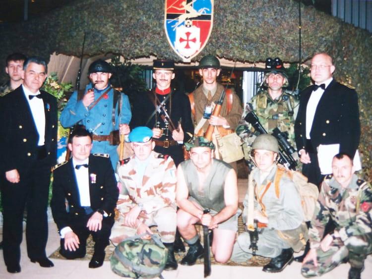 1999 - 57E REGIMENT D ARTILLERIE