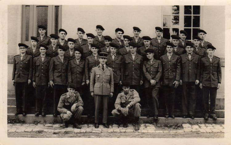 1ère section 66/1C 1966 - 1ER R.I.M.
