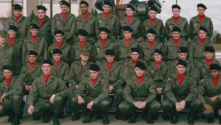 57e régiment d artillerie 1992 - 57E REGIMENT D ARTILLERIE