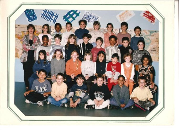 Photo de classe ce2 de 1997 ecole anatole france - Garage anatole france villeneuve saint georges ...