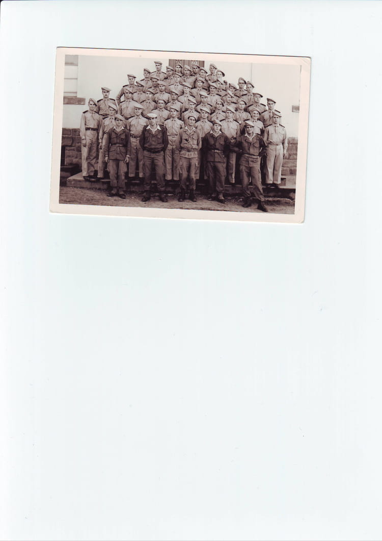 section 1965 /11eme cie 1er rim 1965 - 1ER R.I.M.