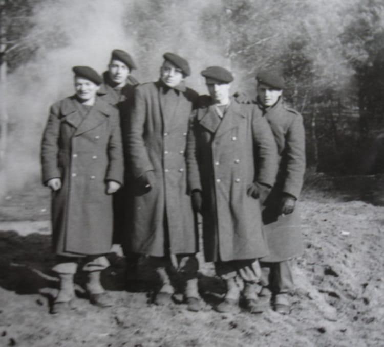 partie de campagne 1964 - 1ER R.I.M.