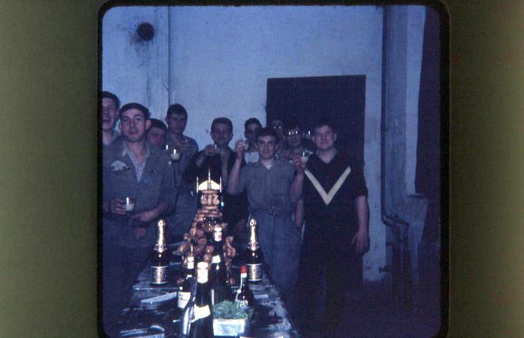 la quille pour certains 1966 - 1ER R.I.M.