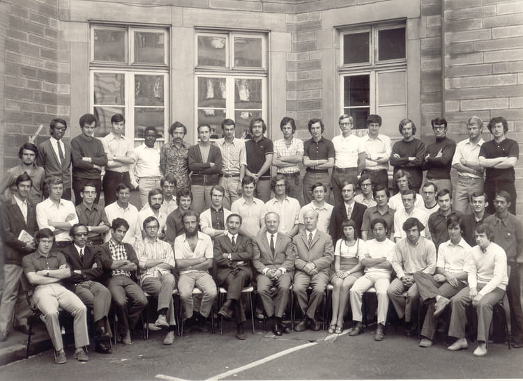 ... 69-72 1970 - ECOLE NATIONALE DU GÉNIE DE L'EAU ET DE L'ENVIRONNEMENT