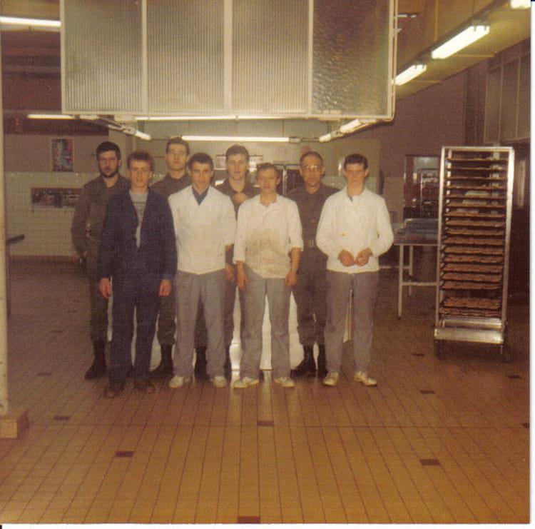 CLASSE 84/04 1984 - 57E REGIMENT D ARTILLERIE