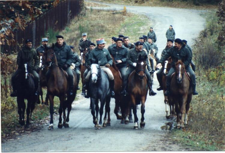 4ème cuirassiiers 1990 - 4EME CUIRASSIERS