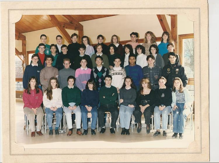 photo de classe 1ere s1 1989 1990 lycee victor duruy mont de marsan de 1990 lyc 233 e victor