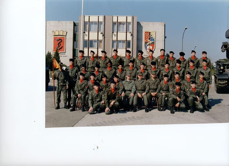 90/04 1990 - 57E REGIMENT D ARTILLERIE