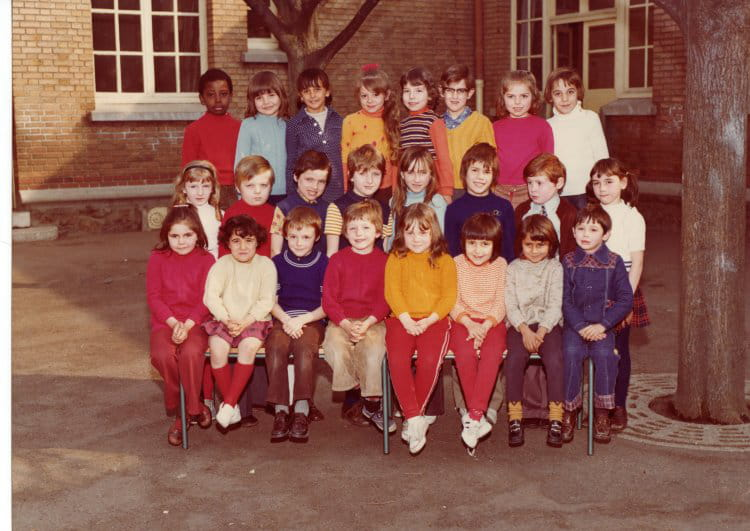 Photo de classe cp de 1973 ecole anatole france copains - Garage anatole france villeneuve saint georges ...