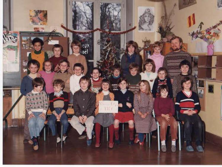 Photo de classe ecole eurville bienville de 1980 ecole for Eurville bienville