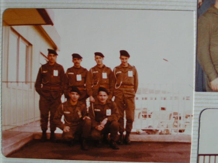 sécurité roland 80/04 1981 - 57E REGIMENT D ARTILLERIE