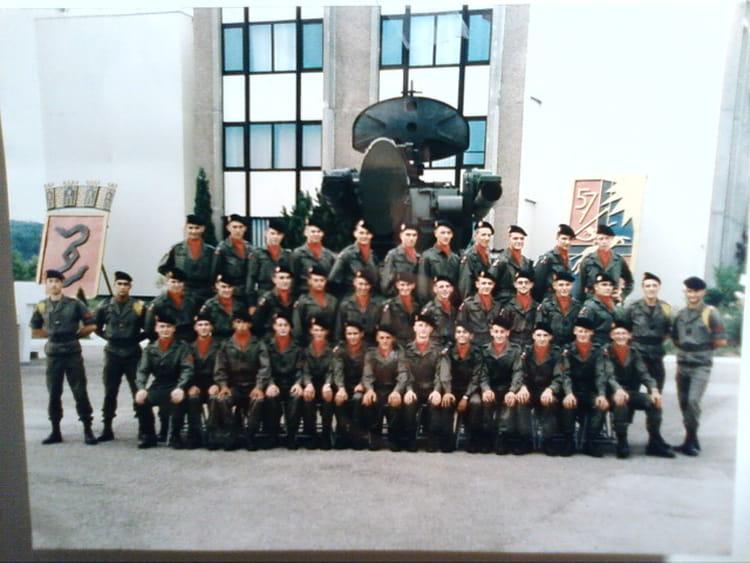 95/08 1995 - 57E REGIMENT D ARTILLERIE