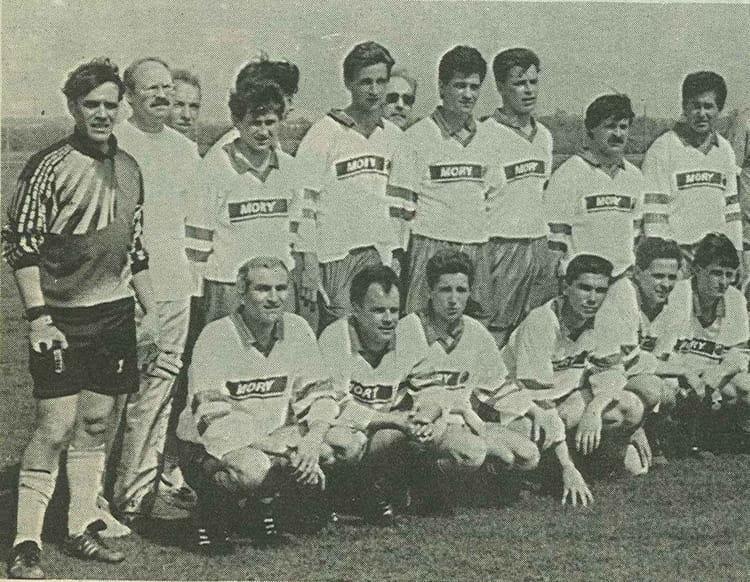 Séniors I 1991-92 1991 - AS CORNAS