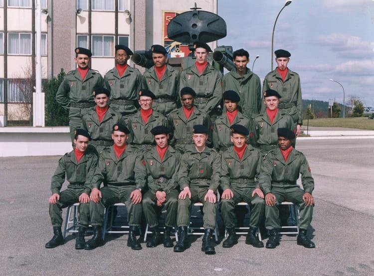 contingent 92/04 (1992) 1992 - 57E REGIMENT D ARTILLERIE