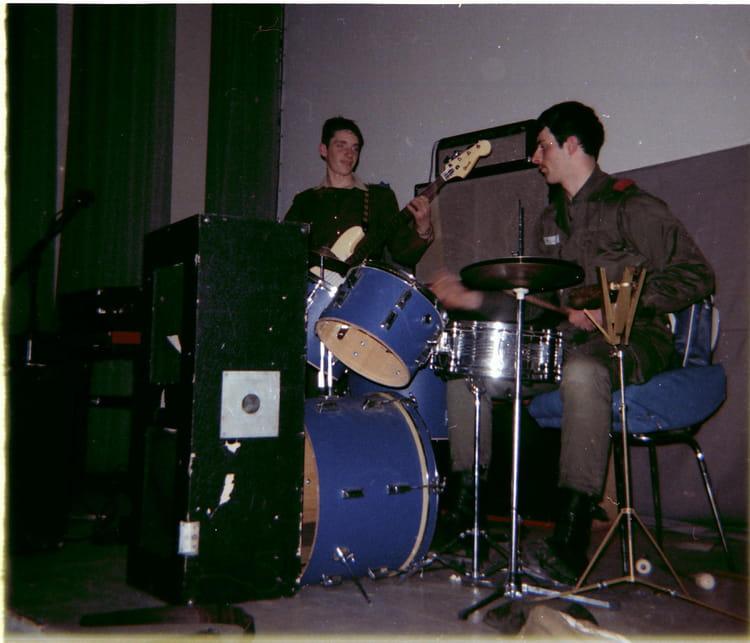 rock and roll à la caserne 1980 - 57E REGIMENT D ARTILLERIE