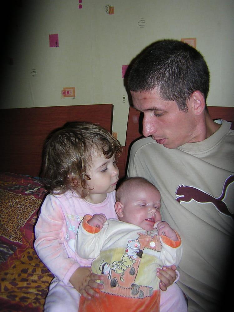 Anaïs, océne et moi 2008 - 57E REGIMENT D ARTILLERIE
