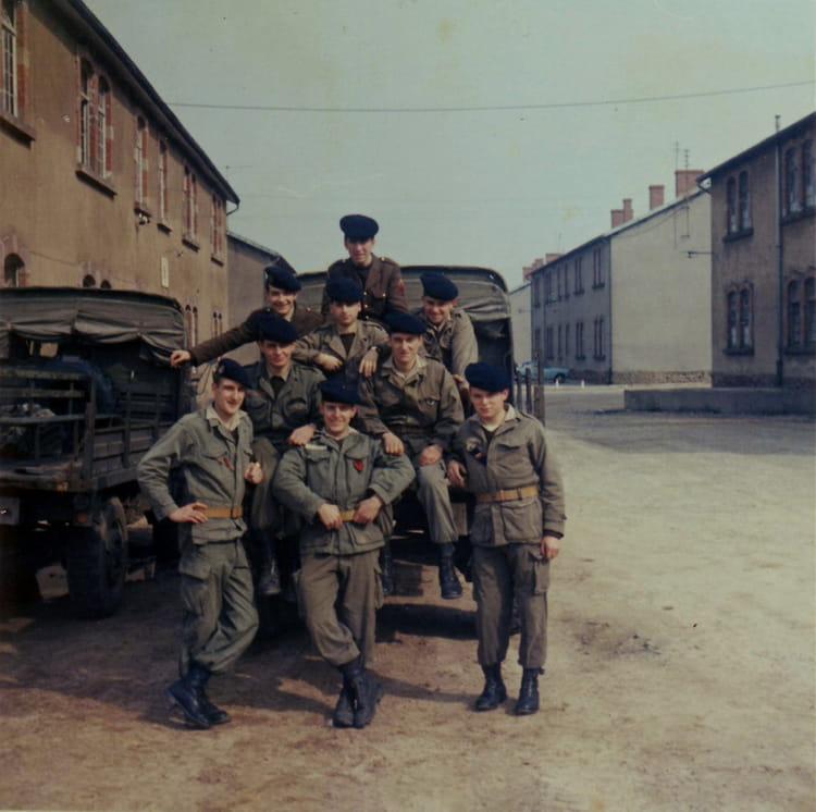 bitche camp 1968 - 1ER R.I.M.