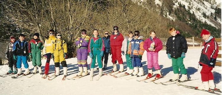 Ecole De Neige. classe de neige 1996 - ECOLE