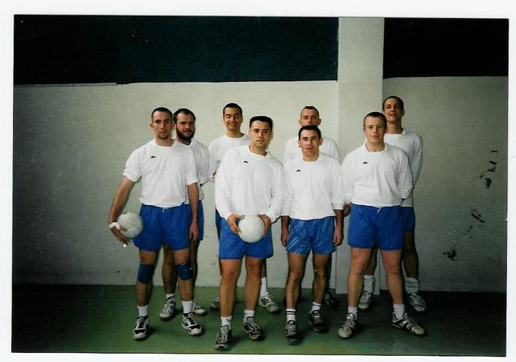 CSA VOLLEY 1999 - 57E REGIMENT D ARTILLERIE
