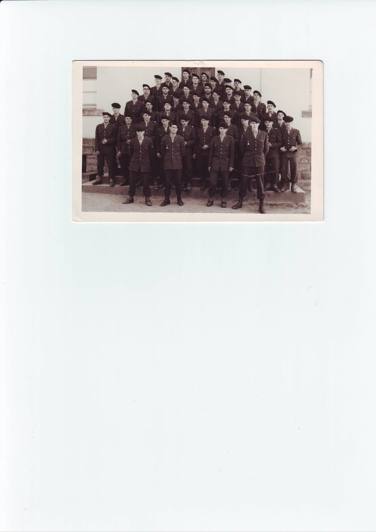 section 1965/ 11eme cie 1er rim 1965 - 1ER R.I.M.