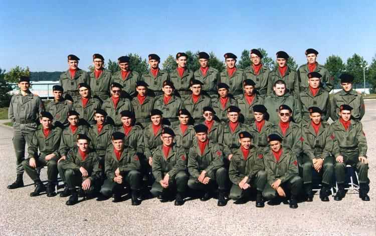 57E 94/10 1994 - 57E REGIMENT D ARTILLERIE