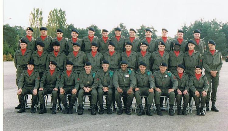 96.10 1996 - 57E REGIMENT D ARTILLERIE