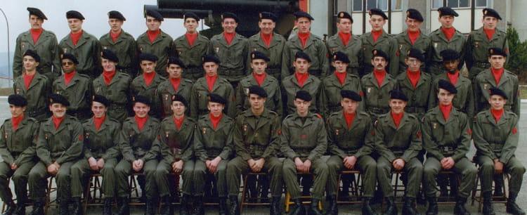b 2 1990 - 57E REGIMENT D ARTILLERIE