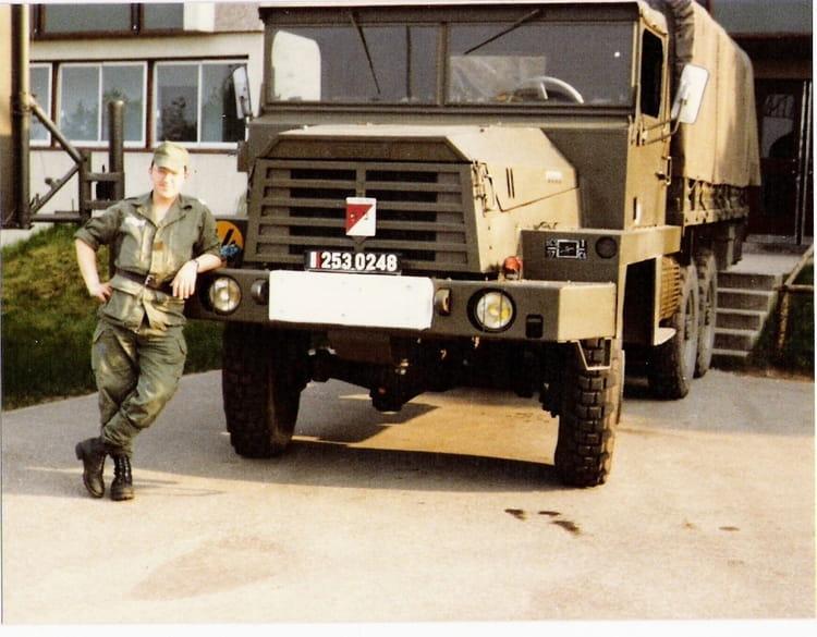 moi 1981 - 57E REGIMENT D ARTILLERIE