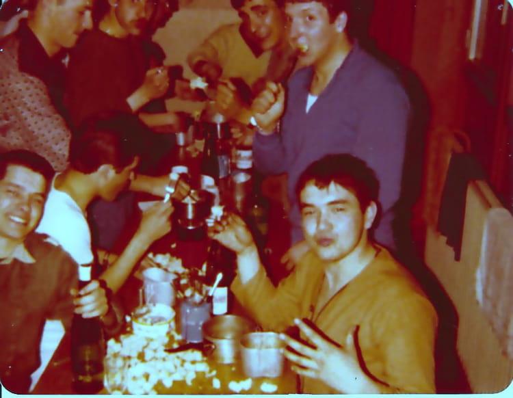 la grande bouffe 1979 - 57E REGIMENT D ARTILLERIE