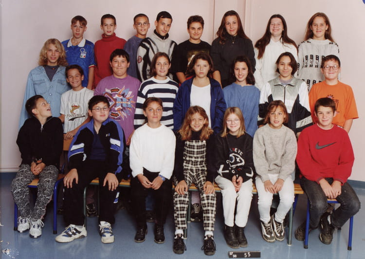 photo de classe 5 5 de 1997 coll ge fran ois truffaut copains d 39 avant. Black Bedroom Furniture Sets. Home Design Ideas