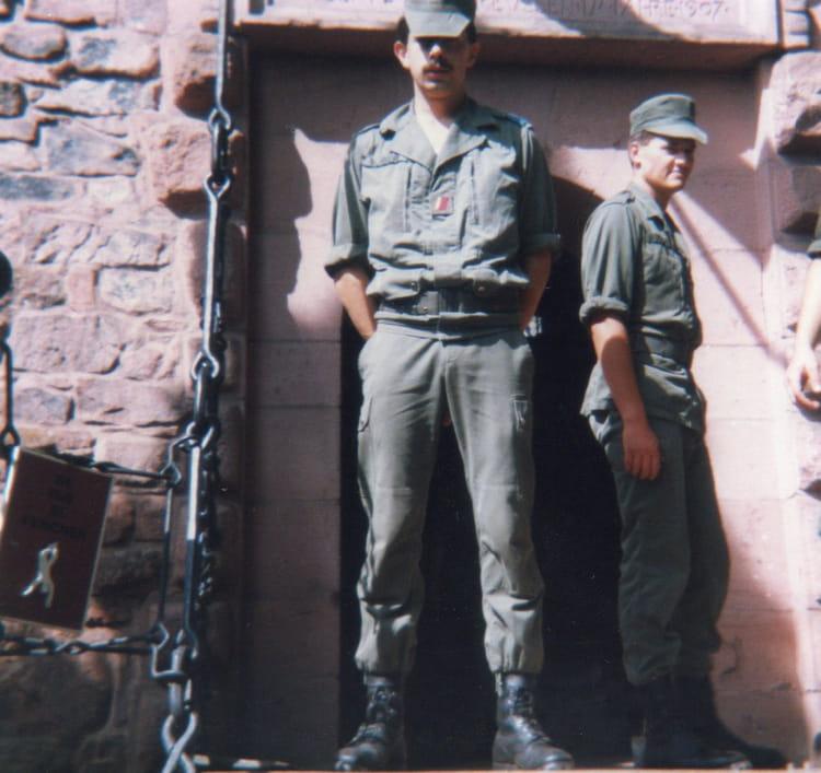 MOI 1987 - 57E REGIMENT D ARTILLERIE